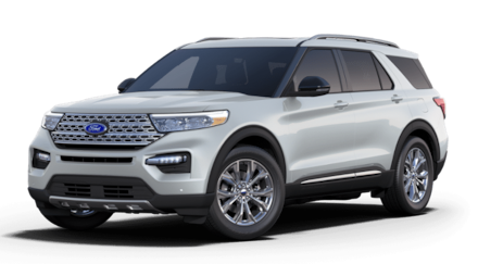 2021 Ford Explorer Limited Limited  SUV