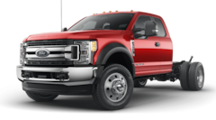 2019 Ford F-550 Chassis  XLT Truck Super Cab
