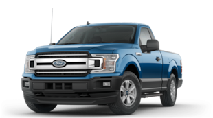 2020 Ford F-150 XLT Regular Cab Pickup