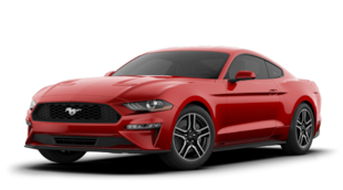 2020 Ford Mustang Coupe
