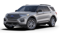 New 2020 Ford Explorer XLT SUV in Manteca