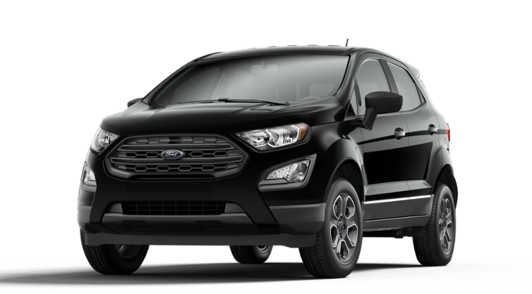 2021 Ford EcoSport Crossover