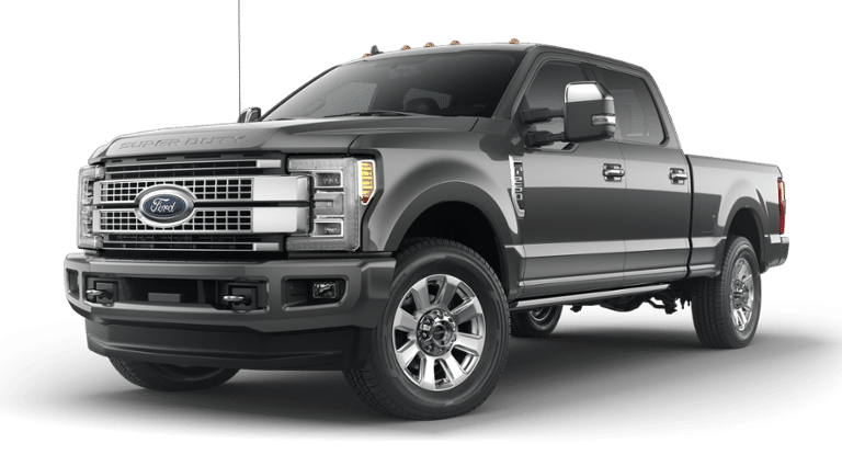 2019 Ford Superduty F-250 Platinum Truck