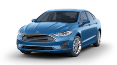 New 2020 Ford Fusion Hybrid SE Sedan for sale in Green Bay, WI