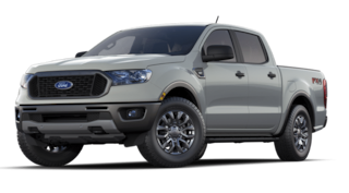 2021 Ford Ranger 2021 FORD RANGER XLT CREW CAB  126.8 WB 4WD