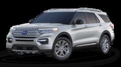 2021 Ford Explorer Limited SUV near Charleston, SC