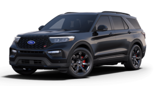 New 2021 Ford Explorer ST SUV For Sale DeKalb IL