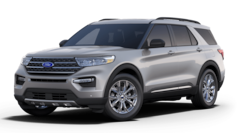 new 2020 Ford Explorer XLT SUV for sale in Washington NC