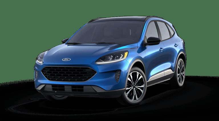 New 2021 Ford Escape SE Hybrid SUV in Merrillville, IN