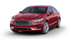 New 2020 Ford Fusion Hybrid SEL Sedan for sale in Green Bay, WI