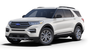 2020 Ford Explorer XLT 4WD SUV