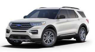 New 2020 Ford Explorer XLT SUV 1FMSK8DH7LGB64550 in Arroyo Grande, CA
