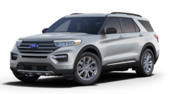 2021 Ford Explorer XLT SUV saratoga