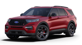 2020 Ford Explorer ST WAGON