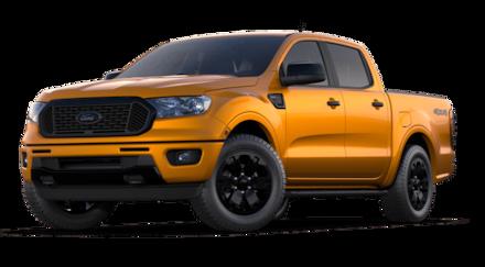 2021 Ford Ranger Crew Cab Truck