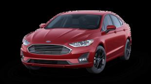 2020 Ford Fusion Base Sedan