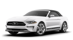 2020 Ford Mustang EcoBoost Premium w/Navigation Convertible