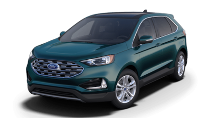 New 2020 Ford Edge Crossover in Bryan, OH