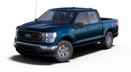 2021 Ford F-150 XL Crew Cab Short Bed Truck