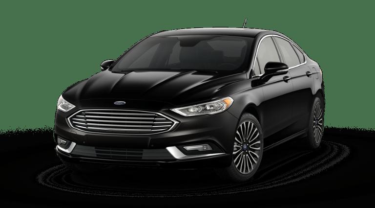 2018 Ford Fusion Titanium Sedan