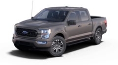 New 2021 Ford F-150 5.0L V8 4x4 SuperCrew Truck for sale in Rochester IN