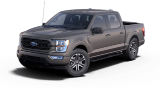 2021 Ford F-150 5.0L V8 4x4 SuperCrew Truck