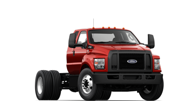 2019 Ford F-650-750 F-650 SD Gas Straight Frame Commercial-truck