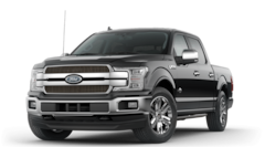 2020 Ford F-150 King Ranch w/Navigation King Ranch 4WD SuperCrew 5.5 Box