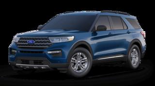 2020 Ford Explorer XLT SUV 1FMSK8DHXLGC57773