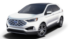 2019 Ford Edge Titanium Crossover for sale in Riverhead at Riverhead Ford