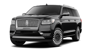 2021 Lincoln Navigator L Black Label Sport Utility