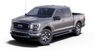 2021 Ford F-150 4WD Truck SuperCrew Cab