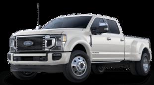2020 Ford F-450 Platinum Diesel DRW Truck Crew Crew