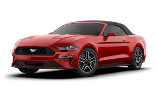 New 2020 Ford Mustang EcoBoost Convertible in Arroyo Grande, CA