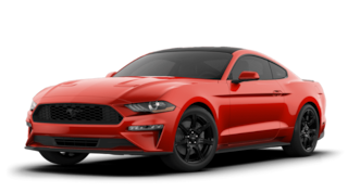 New 2020 Ford Mustang EcoBoost Coupe for sale in Waycross