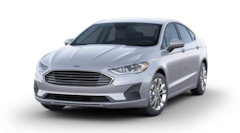 New 2020 Ford Fusion SE Sedan in Manteca