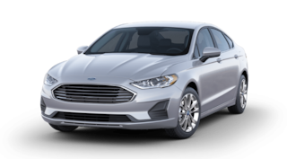 New 2020 Ford Fusion SE Sedan for sale in Waycross