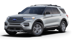 New 2021 Ford Explorer XLT SUV for sale in Rochester IN