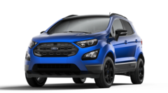 New 2021 Ford EcoSport SES SUV for sale in Saukville, WI at Schmit Bros. Auto