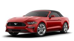New 2020 Ford Mustang Ecoboost Premium Convertible in Dade City, FL
