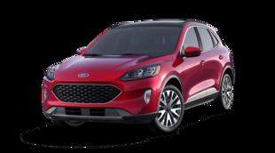 2020 Ford Escape Titanium SUV 1FMCU9J97LUB56127