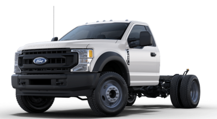 2020 Ford Chassis Cab F-600 XL Commercial-truck 3722