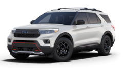 new 2021 Ford Explorer Timberline SUV for sale in beaver dam wi