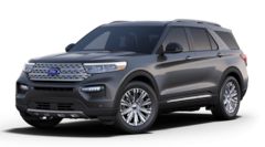 New 2021 Ford Explorer Limited SUV Tyler, TX
