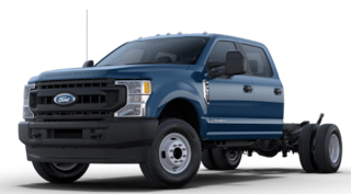 2020 Ford F-350 Chassis XL 4WD Crew Cab 179 WB 60 CA