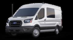 New 2020 Ford Transit-350 Crew Base Van Medium Roof Van 1FTBW2D8XLKB70006 in Long Island