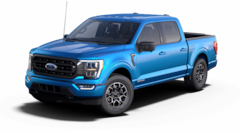 2021 Ford F-150 XLT SuperCrew 4x4 Truck SuperCrew Cab
