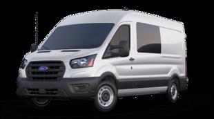 2020 Ford Transit Commercial Crew Van Van Medium Roof Van