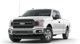 2020 Ford F-150 XL 2020 FORD F-150 XL SUPER CAB  145 WB