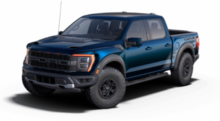 2021 Ford F-150 Raptor Truck SuperCrew Cab